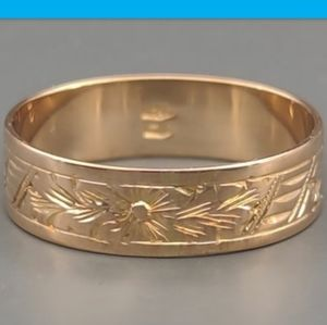 Jewelry - Ring -  18 kt.  Yellow gold